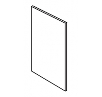Refrigerator End Panels 3/4 Thick