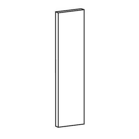 "Fillers 3"" Matching Doors"