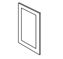 Wall End Panel Door 3/4 THICK