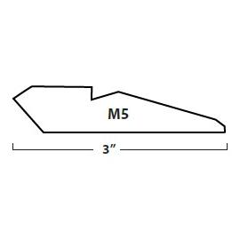 "M5 3"" X 96"""