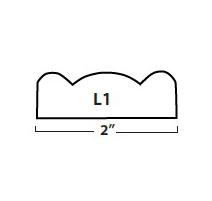 """L1 2"""" X 96"""""""